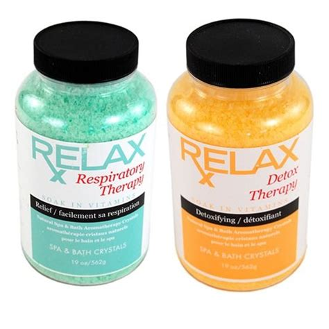 Detox Therapy Bath Salts by Respiratory Detox Therapy Epsom Salt Bath Soak Minerals