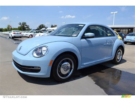 blue volkswagen beetle car 2014 blue pixshark com images galleries
