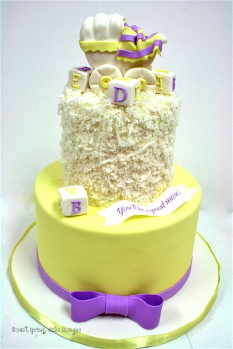 Baby Shower Cakes Nj by Baby Shower Cakes Nj Carriage Custom Cakes