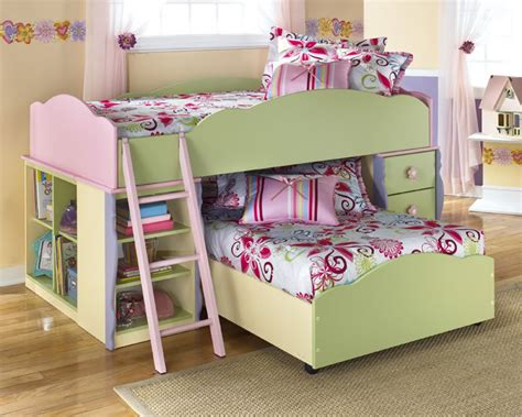 Http Stores Ebay Com Furnituremail Doll House Pink Doll House Bunk Beds