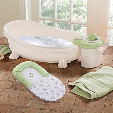 summer infant bath spa and shower summer infant soothing spa and shower baby bath buy