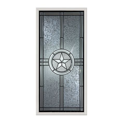 Odl Door Glass Odl Canada 54800 Radiant Decorative Entry Door Glass Lowe S Canada