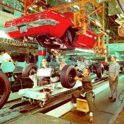 general motors assembly line 1969 classic cars today