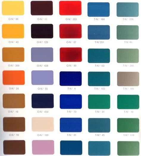 carta de colores interior carta de colores para fachadas