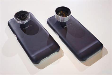 Samsung Lens Cover Galaxy S7 Edge 2 Lens Telephoto 2x And Wide Angle samsung lens cover สำหร บ galaxy s7 และ s7 edge อ ปกรณ เสร มเอาใจคนชอบถ ายร ปโดยเฉพาะ samsung