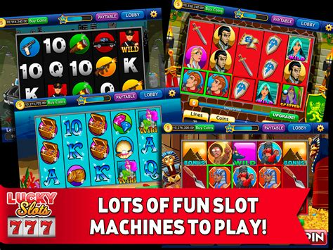 free slots for android lucky slots free casino android apps on play