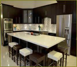 Small Kitchen Island Designs With Seating Small Kitchen Islands With Seating Home Design Ideas