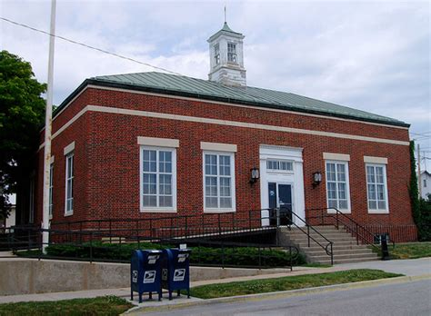 Corning Post Office by Post Office 50841 Corning Iowa Corning Is Located In