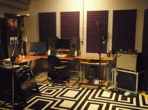 Recording Studio Decorating Ideas   Home Interior Design