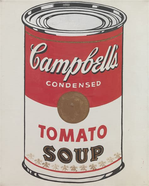 andy warhol soup cans andy warhol cbell s soup cans and other works 1953