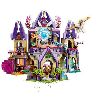 pictures of sky mysterious skyras lego castle elves lego elves skyra s mysterious sky castle 41078