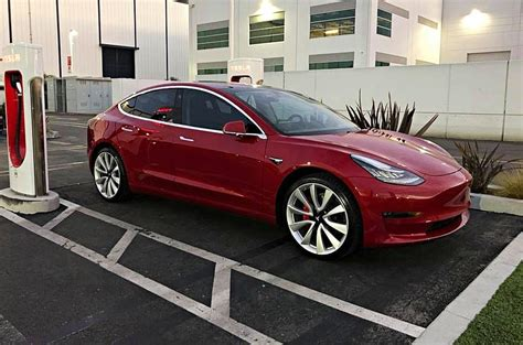 tesla model 3 awd tesla model 3 with white seats and dual motor awd could come in july says elon musk