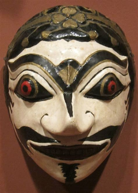 Topeng Mask Rinegantobi 3 Eye mask masks masking masks and reference
