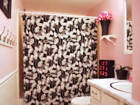 pink and black bathroom ideas colorful bathrooms from hgtv fans bathroom ideas designs hgtv