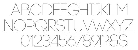 Code Light Font by Code Hcouch Design