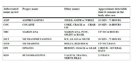 more testing times test 1 x saliva drug test kit 7 drugs cannabis cocaine speed ebay