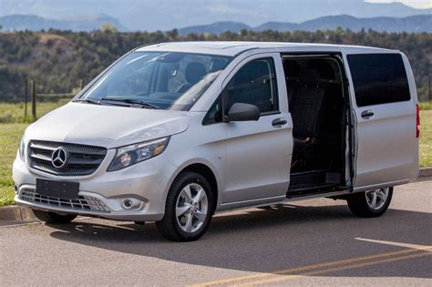 mercedes minivan used 2016 mercedes metris for sale pricing