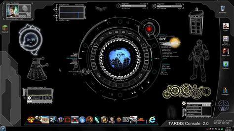 themes clock speed doctor who rainmeter skin youtube