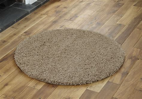 Circle Rugs Thick Soft Pile Shaggy Modern Large Small Best Cheap Small Rugs