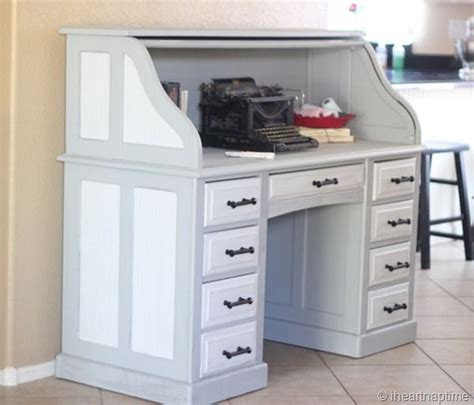 Roll Top Desk Redo by 17 Best Images About Chalk Paint Inspiration On