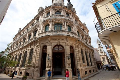 Colonial Foyer by Review Hotel Raquel Old Havana Cuba International