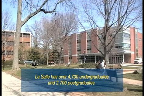 Lasalle Mba Admissions by La Salle Admissions On Vimeo