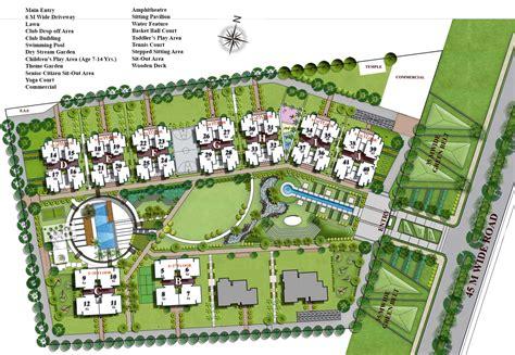 layout plan of the project gaur sports wood layout gaur sector 79 layout map gaur