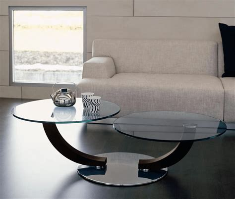 the formulas how to decorate a round glass coffee table
