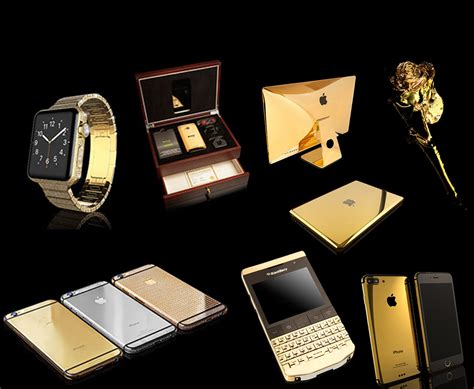 gold plated gold plating and gold customisation services by goldgenie