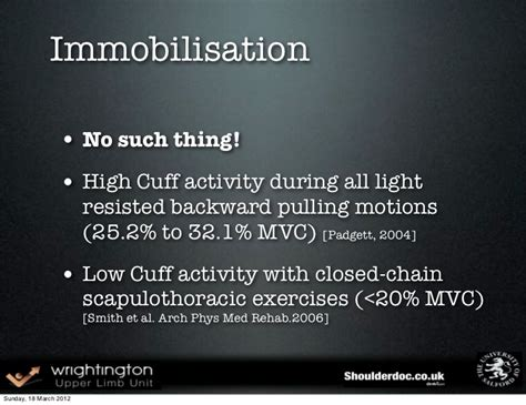 Detox No Such Thing by Immobilisation No Such Thing