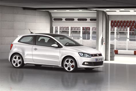 white volkswagen polo the new volkswagen polo gti white eurocar news