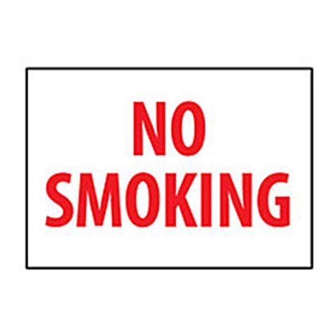 no smoking sign plastic signs fire safety fire safety sign no smoking