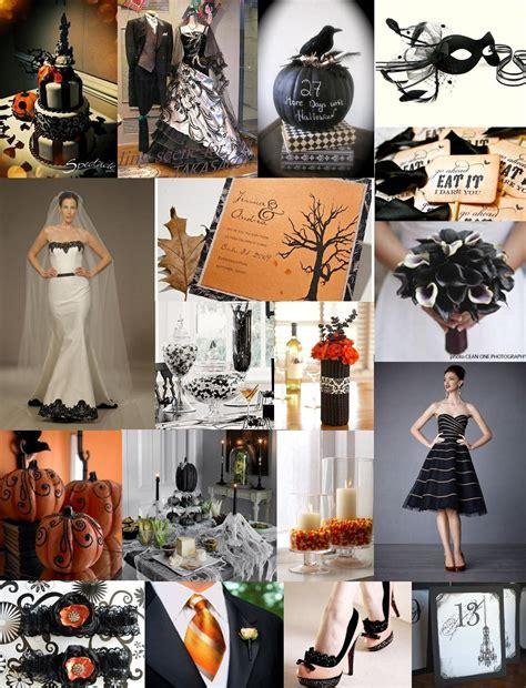 Halloween Themed Weddings on Pinterest   Halloween Wedding