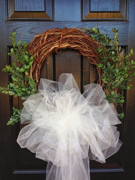 Best 25  Tulle Bows ideas on Pinterest   Diy hair bows