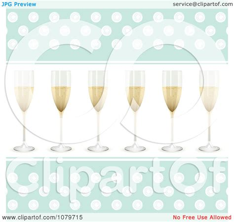 chagne glasses clipart cartoon chagne flute