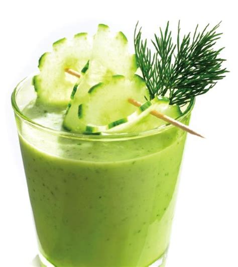 Lemon Cucumber Detox Smoothie by Eight Drinks That Help With Weight Loss Smoothies And Celery