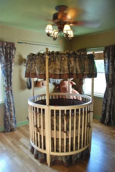 camo set crib baby makes eight