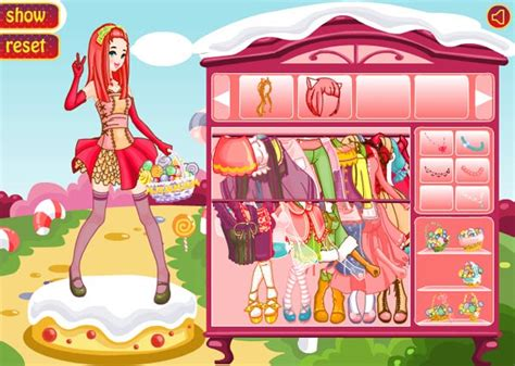dress up games full version free download cute candy doll dress up game free download