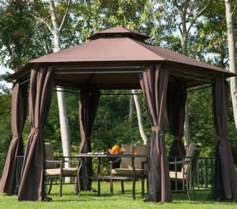 20 Collection Of Patio Gazebo Lowes Patio Gazebo Lowes