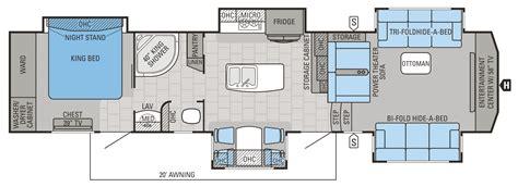 2008 rockwood 5th wheel floor plans meze blog jayco designer 5th wheel floor plans meze blog