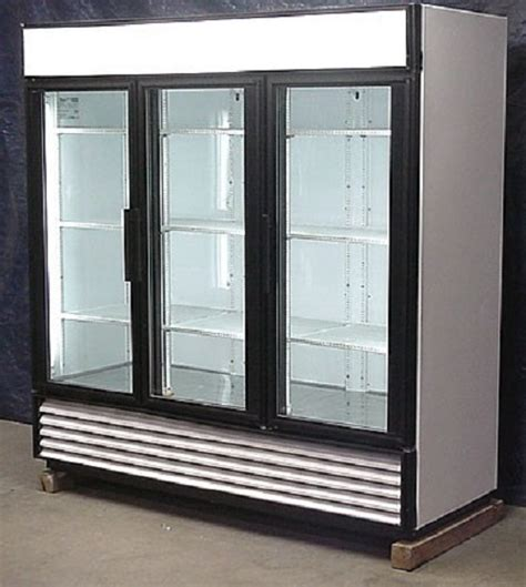 used glass door freezer used glass door freezer used freezer 3 door freezer used