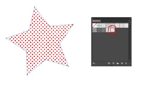 change pattern swatch color illustrator texture how to recolor a vector pattern swatch in