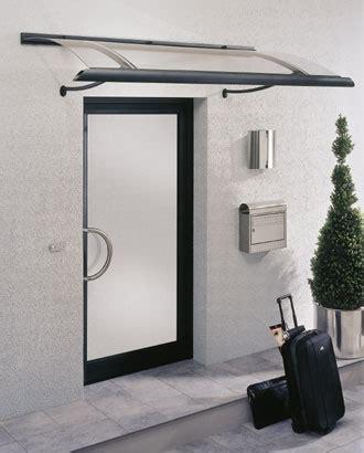tettoie per porte pensiline per porte d ingresso