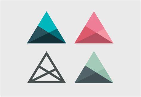 figuras geometricas vector logos baseados em figuras geom 233 tricas des1gn on