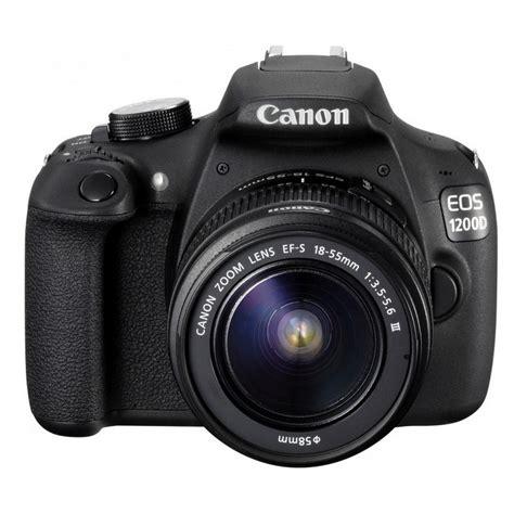 Kamera Dslr Canon Eos 1200d Rebel T5 Terbaru canon eos 1200d ef s 18 55 is ii c 225 mara digital