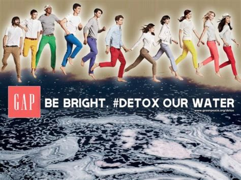 Our Detox Promise by Gap Promises To Eliminate Toxic Chemicals From Clothes