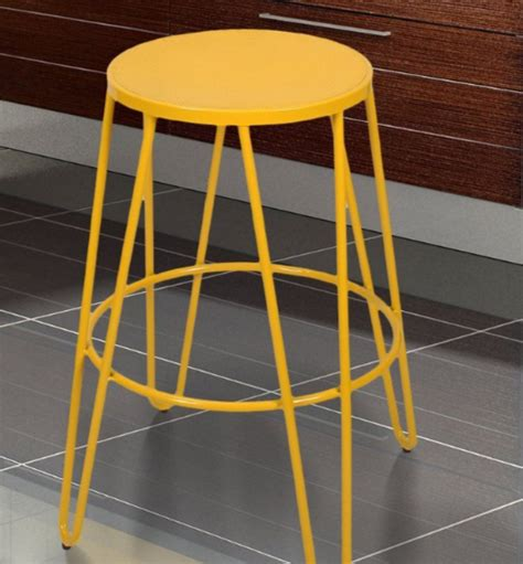 top 10 yellow bar stools for your home furniture
