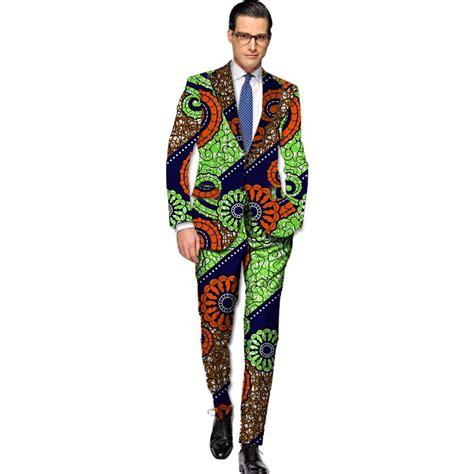 cheap wholesale african blazers  trousers men