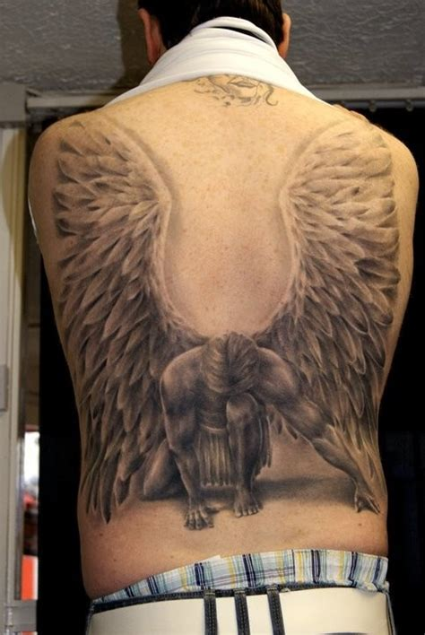 fallen angel tattoo tattoo designs