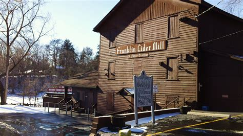 Log Cabins And Cider by File Historic Franklin Cider Mill Jpg Wikimedia Commons